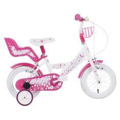 Vehicule pentru copii :: Biciclete si accesorii :: Biciclete :: Bicicleta copii Pinky Girl 12 Schiano Kids