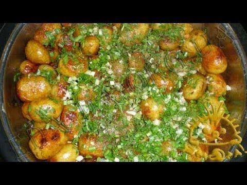 Самый лучший жареный молодой картофель - Люблю готовить