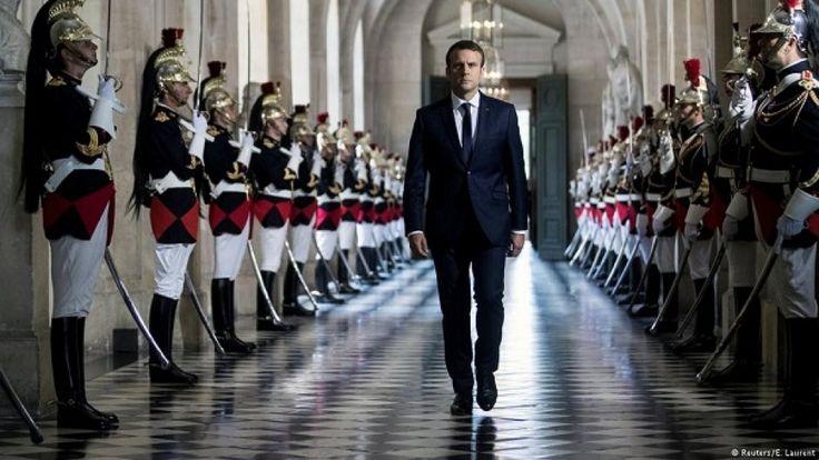 Από τις Βερσαλλίες η νέα γαλλική δημοκρατία