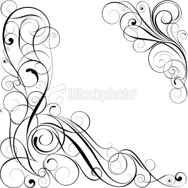 swirls swirl tattoo and image vector on pinterest. Black Bedroom Furniture Sets. Home Design Ideas
