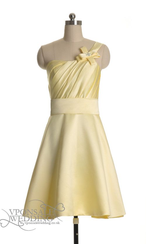 20 best Yellow Bridesmaid Dresses images on Pinterest | Yellow ...