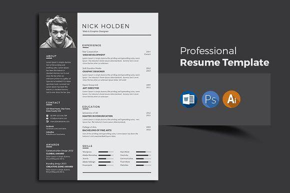 Resume/CV  @creativework247