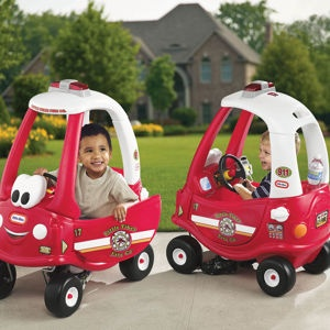 Cozy Coupe® Fire Truck