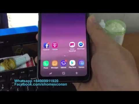 Unlock network Samsung Galaxy S8 Active T-Mobile Sprint