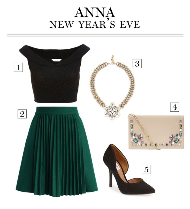 We know, we know, Christmas isn't even here yet and we're already talking about New Year's Eve? Believe it or not, the big night is just a couple weeks away, which means outfit planning needs to happen.