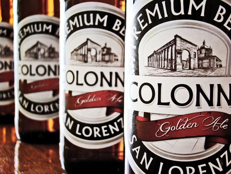 Golden Ale   Etichetta   50 cl (0,5 l)