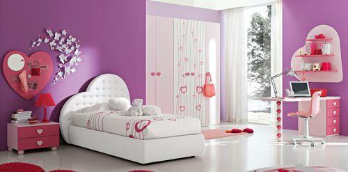decorare una camera per ragazza - Cerca con Google