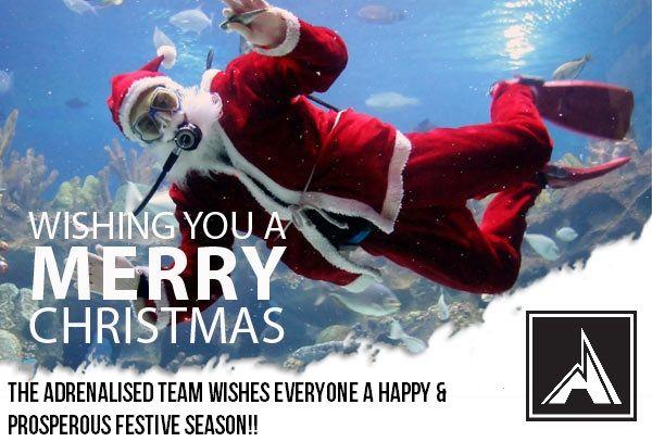 Adrenalised Africa-Boardsports-Diving Christmas News - http://eepurl.com/bIInn9