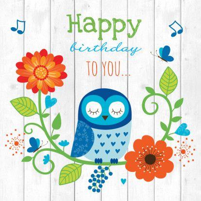 Happy birthday to you...