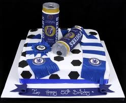 chelsea birthday cakes - Google Search