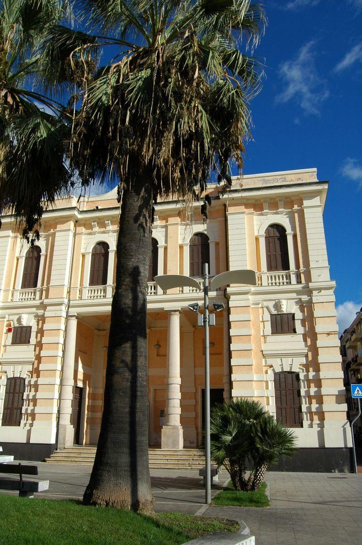 Imperia  Biblioteca Civica Leonardo Lagorio