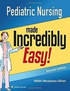 Pediatric Nursing Made Incredibly Easy free download by Lippincott Williams & Wilkins ISBN: 9781451192544 with BooksBob. Fast and free eBooks download.  The post Pediatric Nursing Made Incredibly Easy Free Download appeared first on Booksbob.com.