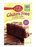 made cake cookies with chocolate chips with this mix... they were better than the glutenified ones. :)Deviled Food Cake, Cake Mixed, Cake Mixes, Betty Crocker, Gluten Free, Cupcakes Mixed, Crocker Gluten, Free Deviled, Food Cakes