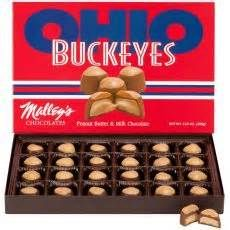 malley's ohio buckeyes candy - Yahoo Image Search Results