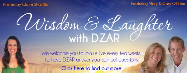 Wisdom & Laughter with DZAR