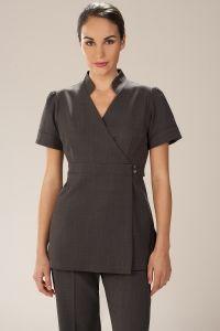 25 best ideas about spa uniform on pinterest salon wear for Spa uniform patterns