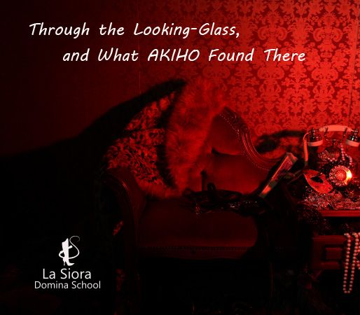 Through the Looking-Glass, and What AKIHO Found There