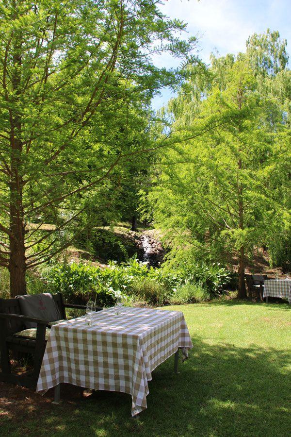 Riverside Gourmet Picnic Delights at Delheim Wine Estate, Stellenbosch Winelands, Cape Town
