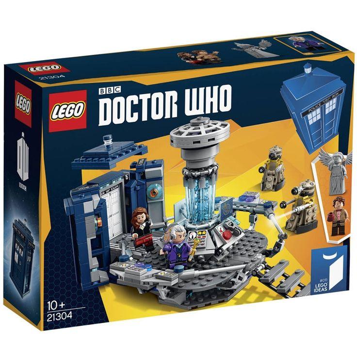 Lego Ideas Doctor Who - 21304 - Lego - Jocando