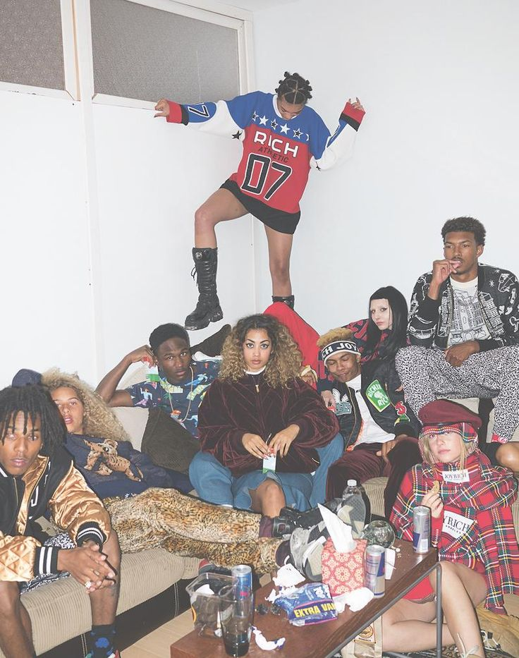 kevin amato's new youth culture bible stars travis scott and south bronx teens | read | i-D