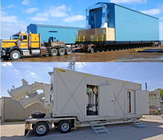 Mobile Substations up to 245 kV. Containerized Mobile Substations Americas. Conatainerized Mobile Substations Latin America. E-Houses Latin America.