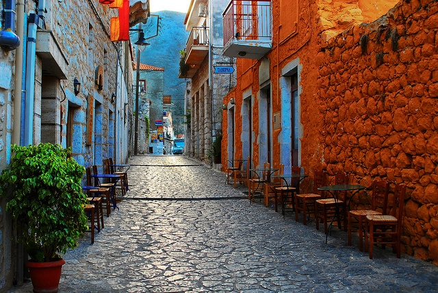 GREECE CHANNEL | AREOPOLIS, MANI, PELOPONNESE