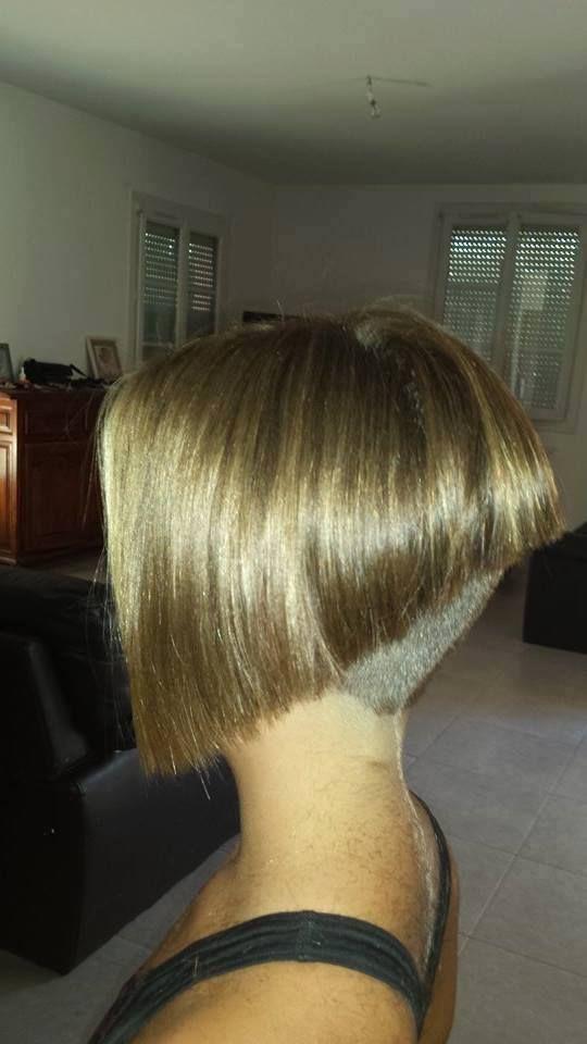 bob haircuts with shaved backs