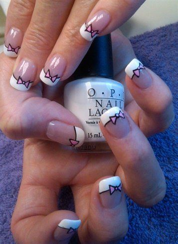 Some women like to create bows on their nails. It is one of the simple and cute nail designs. Nail Art Design with bows is super cool and looks brilliantly charming. For this reason World Inside Pictures makes for you an amazing collection of adorable nails. Bellow you can see 30 Stylish Nail Art Designs …