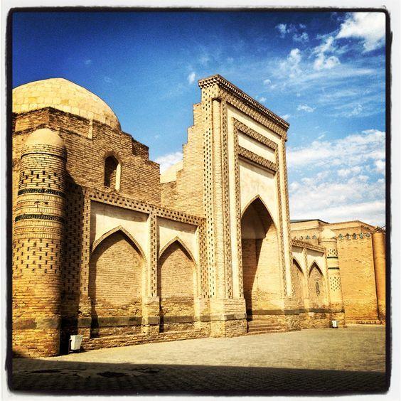 Khiva. Photo by Riccardo Negro