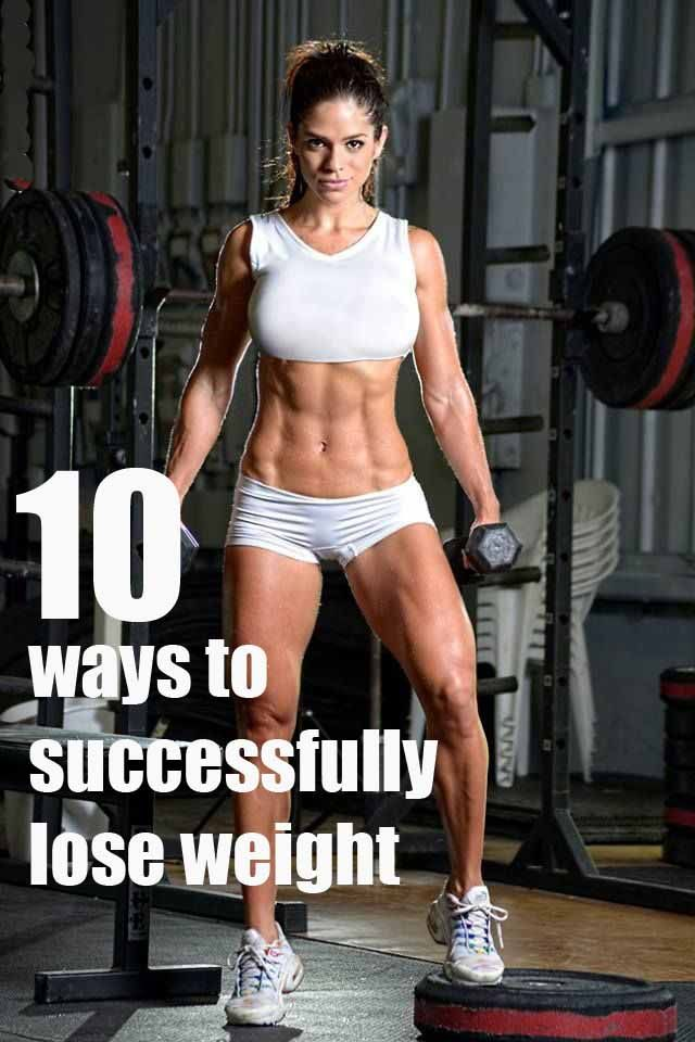 It is especially important for us to try and lose weight to improve our overall health and well-being. so here are Ten ways to successfully lose weight  Flat Belly   Diet   Fitness   Before After  Workout   Inspiration   Weight Lose   Fat Loss  