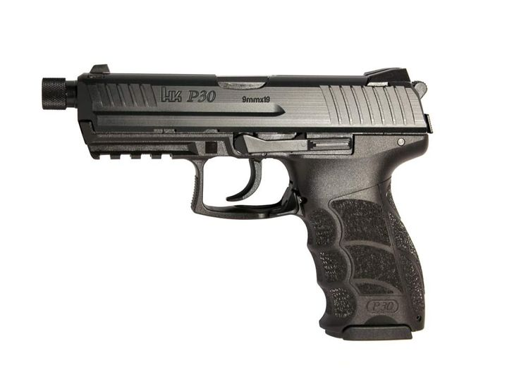 Wolverine Supplies - Online Gun Store | Product Details | Heckler & Koch P30 Threaded Barrel 9mm Black Find our speedloader now! http://www.amazon.com/shops/raeind