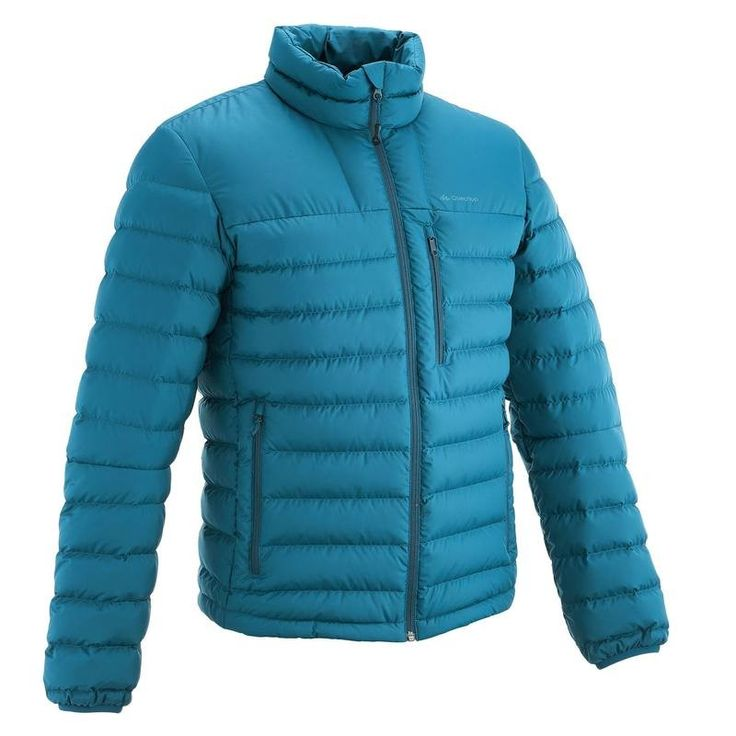 Jachetă Călduroasă Drumeție Full Down XWARM Bărbați