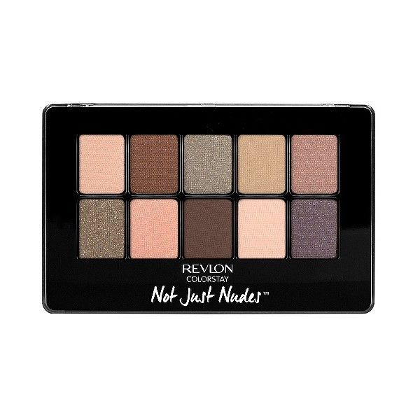 Revlon Eyeshadow - Romantic Nudes - . oz (18 CAD) ❤ liked on Polyvore featuring beauty products, makeup, eye makeup, eyeshadow, romantic nudes, revlon, revlon eyeshadow, revlon eye shadow and revlon eye makeup