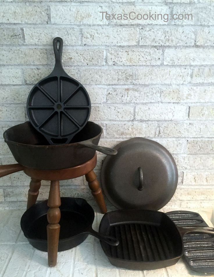 Cast Iron Skillet Cleaning and Care