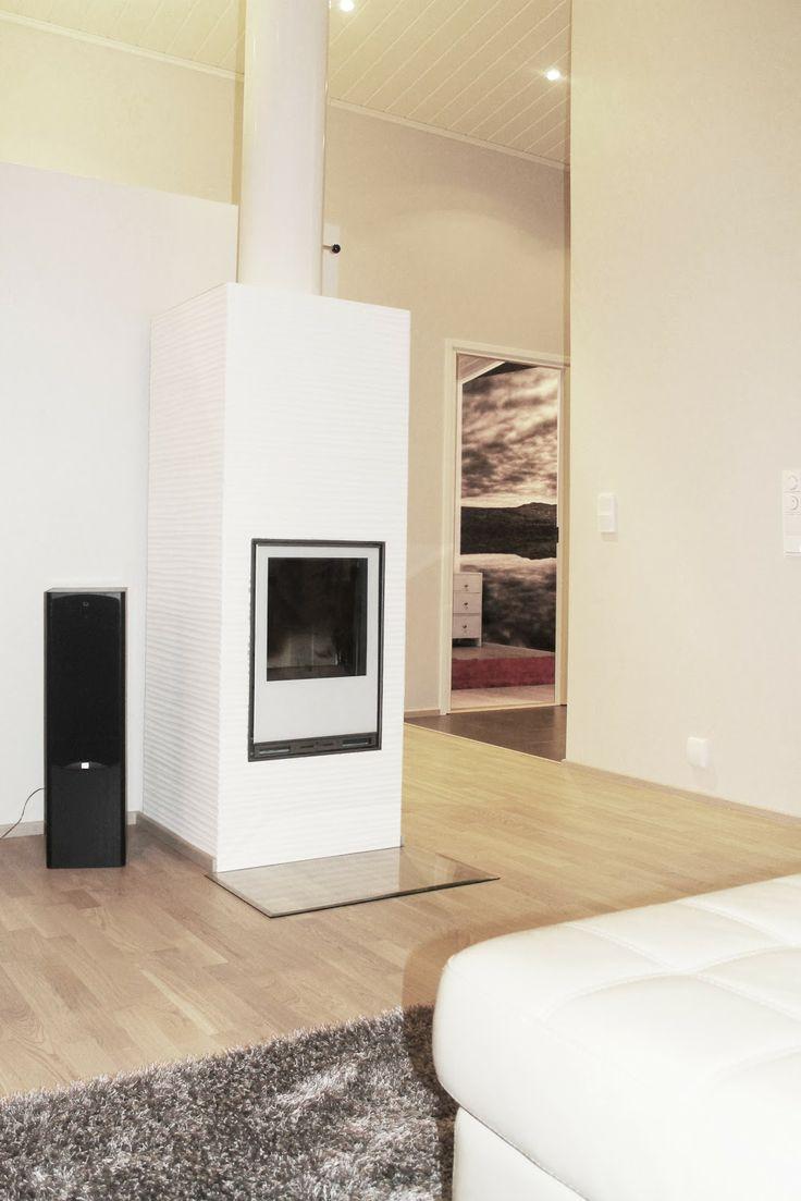 #tulikivi #Aalto #fireplace