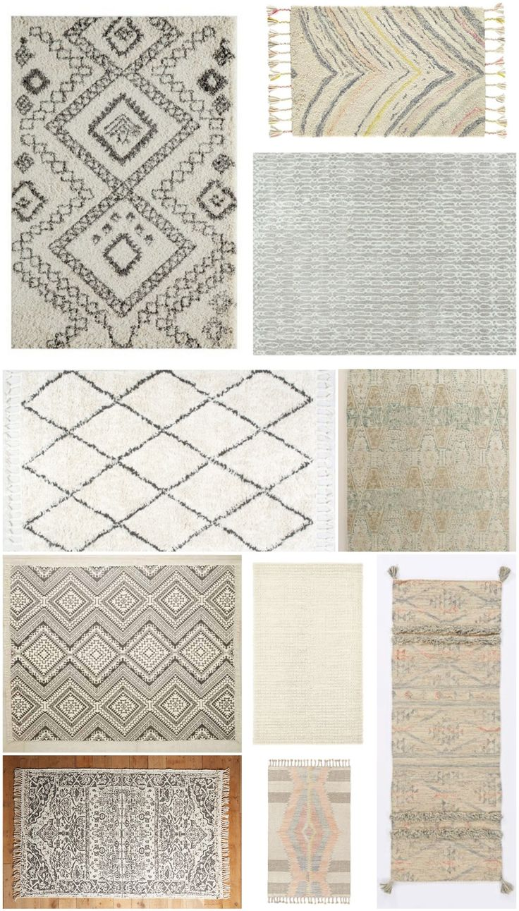 10 Neutral Rugs That Will Make A Statement In Your Home. thedempsterlogbook.com