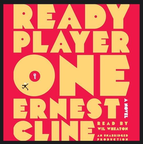 Title: Ready Player One Author: Ernest Cline Narrator: Wil Wheaton Summary: In a futuristic, grim society, Wade (along with most people on earth) spends his time caught up in a virtual reality game...