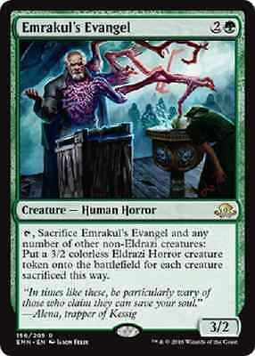 Mtg #eldritch moon , rare : #emrakul's #evangel,  View more on the LINK: 	http://www.zeppy.io/product/gb/2/252471042274/