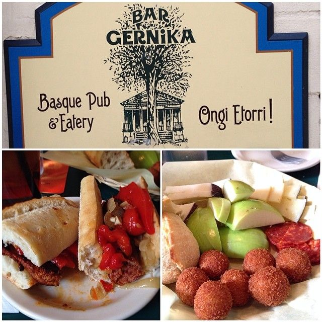 Check Out Bar Gernika in Boise, ID as seen on Diners, Drive-ins and Dives and featured on TVFoodMaps.