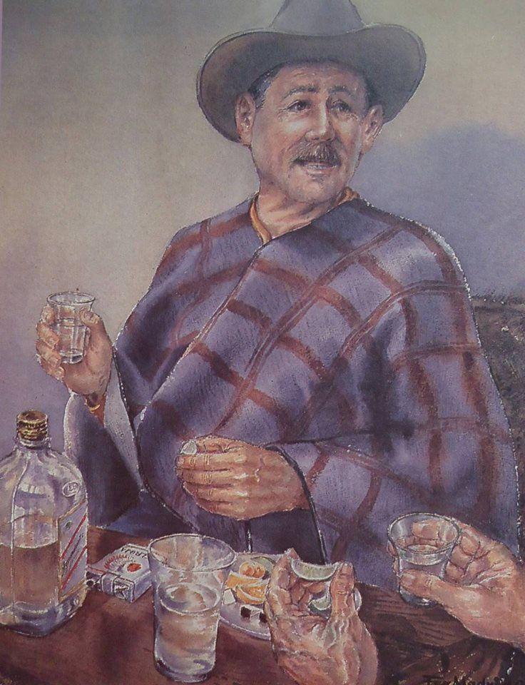Brindis PINTOR ANTIOQUEÑO FRANCISCO MADRID QUIROZ