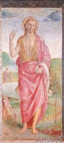 Vincenzo Foppa - Johannes der Täufer