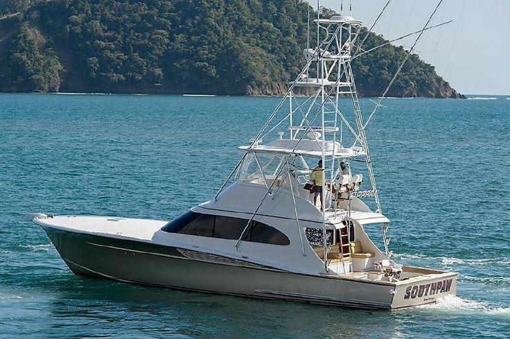 2009 spencer yachts custom 57 foot carolina sport for Custom fishing boats