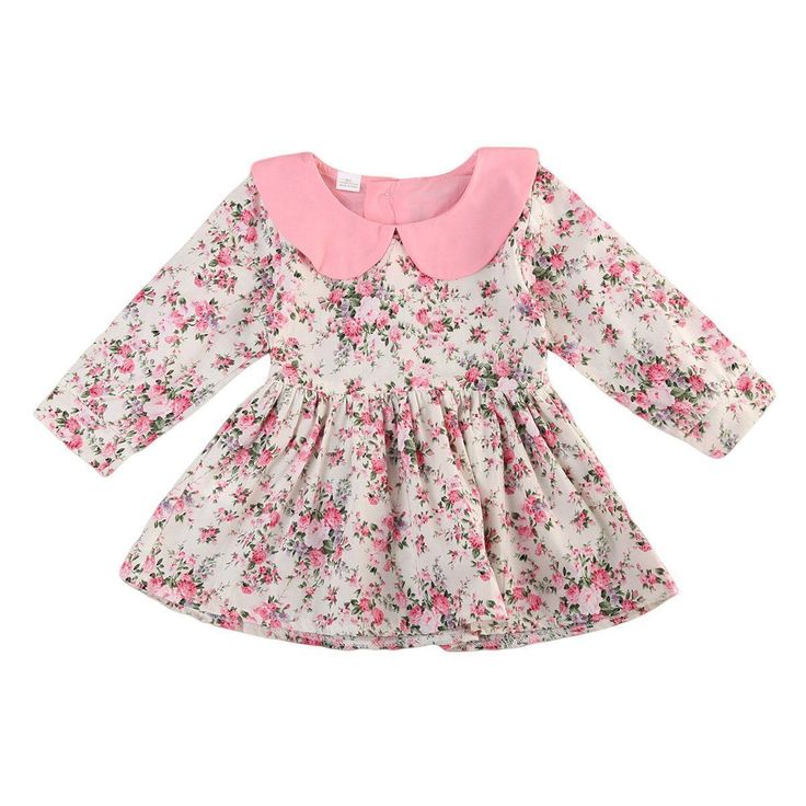 Pink Tea Party Collar Dress Buy it today from www.presentbaby.com  We sell a wide array of baby clothing, socks, shoes, bottles, blankets and more. For more information visit our website today.  #outfits #socks #toddler #winter #girl #bottles #romper #clothing #gender #summer #onesies #sterilizers #boy #funny #neutral #socksoutfit #toddlerwinteroutfitgirl