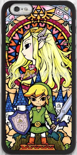 Legend Of Zelda Cover Case for iPhone 4S 5S 5C SE 6 6S Plus Samsung Galaxy S3 S4 S5 Mini S6 S7 Edge Plus A3 A5 A7 Note 2 3 4 5