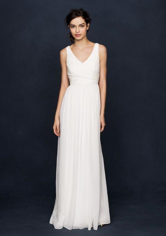 Petite wedding dresses :: J.Crew                                                                                                                                                                                 More