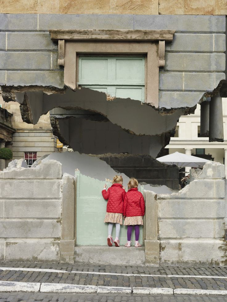 Take My Lightning, But Don't Steal My Thunder by Alex Chinneck