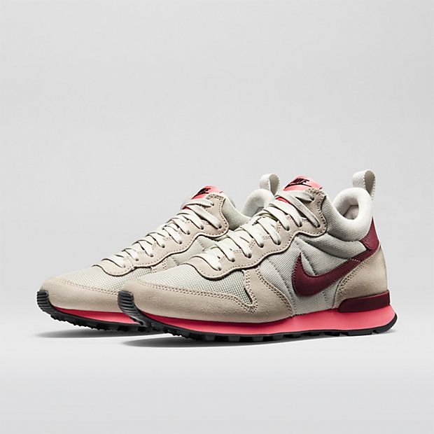 nike internationalist dames bamboe