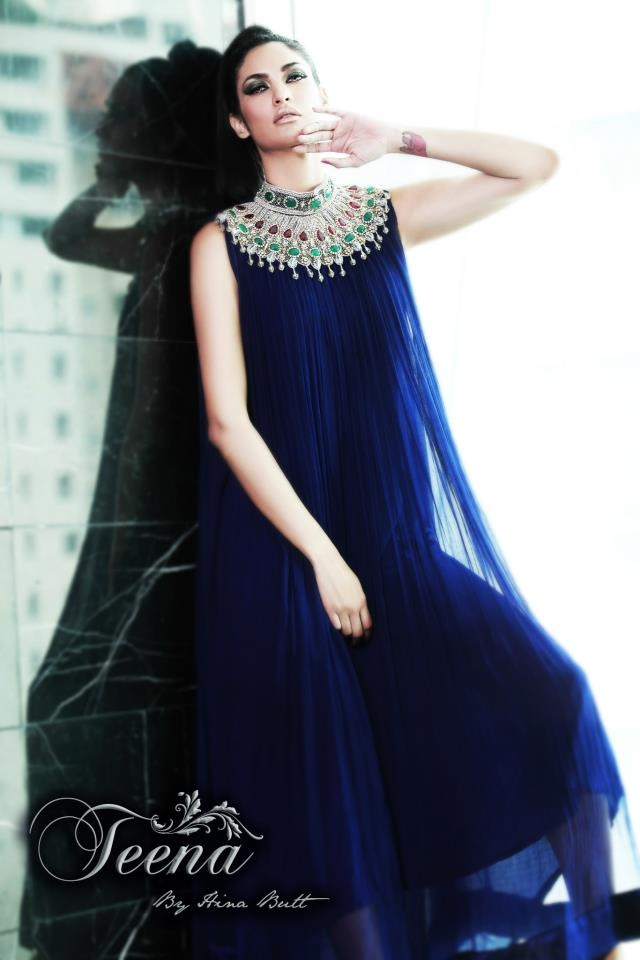 New Teena by Hina Butt Formals Wear Dress 2012-13 for Women (6)