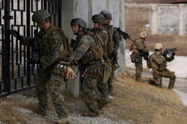 USMC Force Recon in Iraq