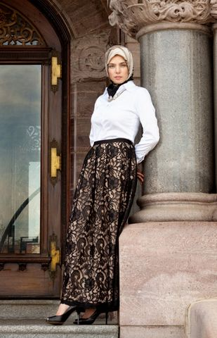 Haute Hijab on Hashtag Hijab